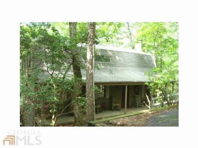 Dawson County Single Family Home For Sale: 196 Crazy Bear Ridge