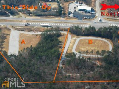 Rabun County Commercial For Sale: 7995 Us 441 #B