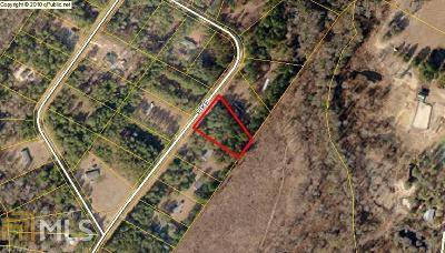 Statesboro Residential Lots & Land For Sale: Pike Rd #26