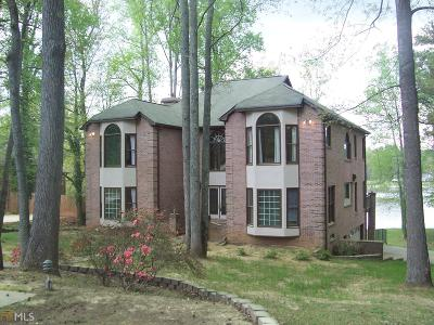 Clayton County Single Family Home Lease/Purchase: 2182 Emerald Dr