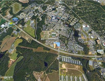 Statesboro Residential Lots & Land For Sale: Lanier Dr #A