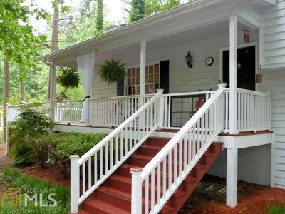 Marietta GA Single Family Home Sold: $200,000