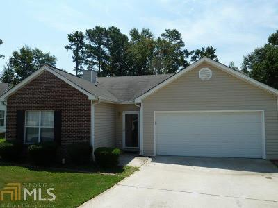 Hampton GA Single Family Home Sold: $65,000