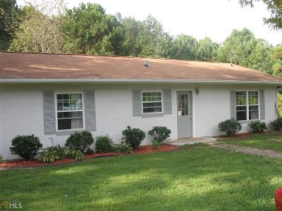 Single Family Home Sold: 327 Tobe McGarity Rd