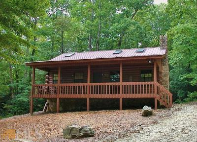 Union County Single Family Home For Sale: Jarrard Gap Rd