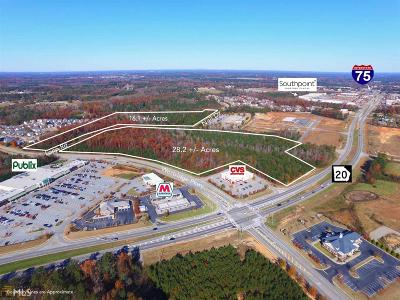 Mcdonough Residential Lots & Land For Sale: Loop Rd