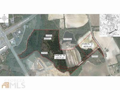 Statesboro Farm For Sale: Hwy 67 #PARCEL A