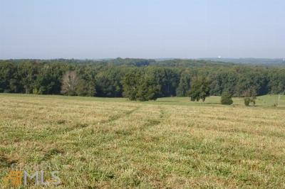 Social Circle Residential Lots & Land For Sale: 50 Meadow Trl