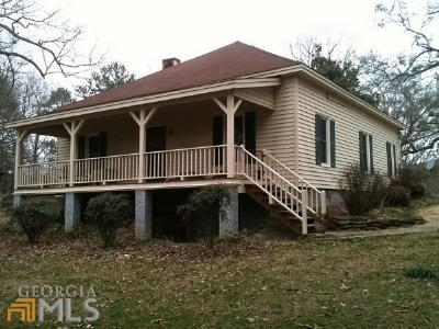 Single Family Home Sold: 400 Camp Mikell Rd
