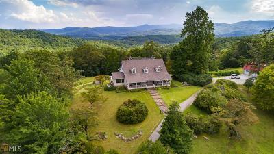 Rabun County Single Family Home For Sale: 562 Eastman Mtn