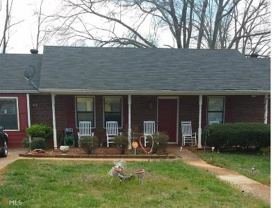 Monroe Single Family Home For Sale: 516 Chestnut Ln