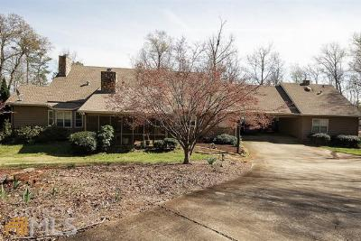 Powder Springs Single Family Home For Sale: 4842 Dallas Hwy