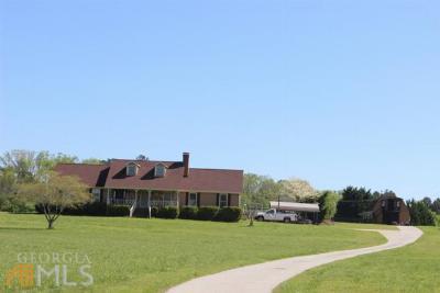 Monroe, Social Circle, Loganville Single Family Home For Sale: 3615 Miller Bottom Rd