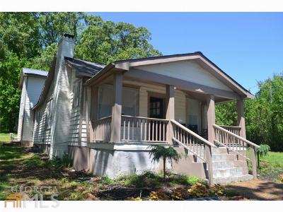 Covington Single Family Home Under Contract: 296 Jack Neely Rd