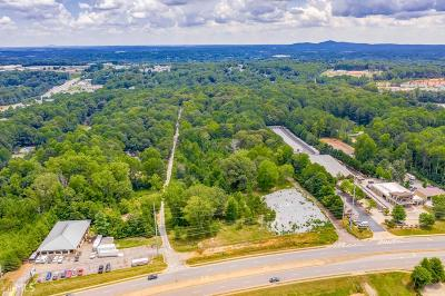 Canton, Woodstock, Cartersville, Alpharetta Commercial For Sale: 6400 Bells Ferry Rd