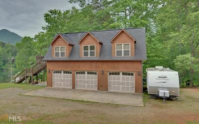 Hiawassee Single Family Home For Sale: 42 Sunnyside Estates