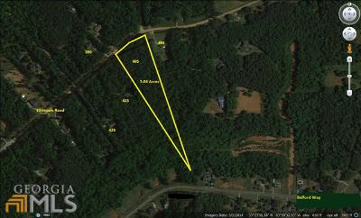 Residential Lots & Land For Sale: 405 Ellistown Rd