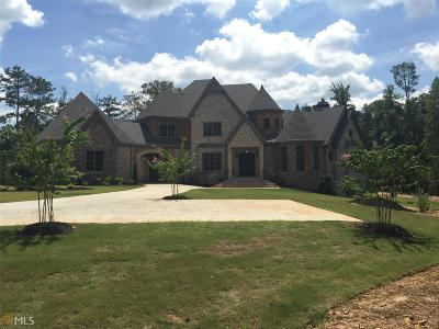 Alpharetta, Milton, Roswell Single Family Home For Sale: 14560 Wood Rd