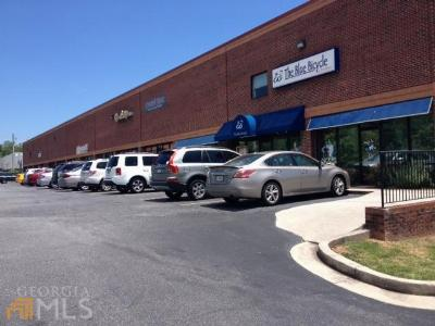 Dawsonville Commercial Lease For Lease: 30 Industrial Park Rd