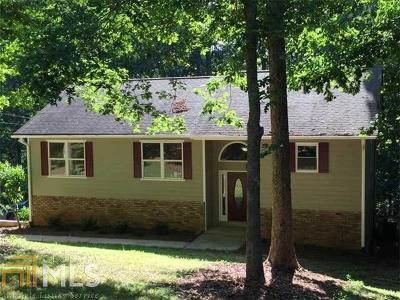Jasper Single Family Home Under Contract: 302 Indian Forest