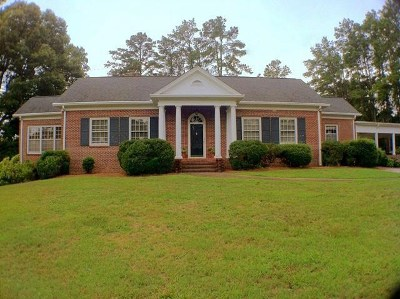 Elbert County, Franklin County, Hart County Single Family Home For Sale: 128 Heard Dr