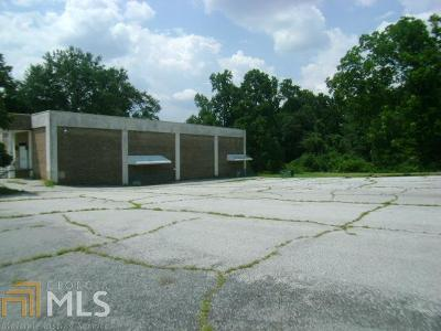 Lithonia Commercial For Sale: 5314 Rock Springs Rd