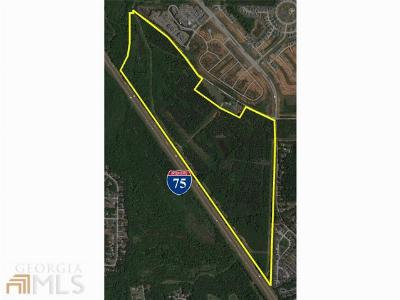 Mcdonough Residential Lots & Land For Sale: 155 Acres Willow Ln And Bridges Rd
