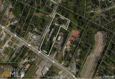 Decatur Commercial For Sale: 4476 Covington Hwy