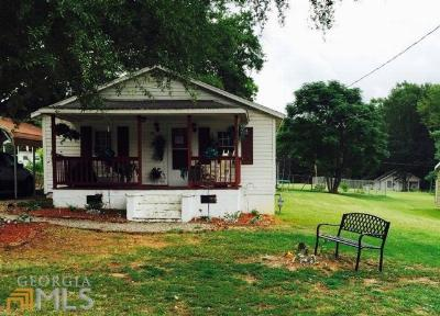 Elbert County, Franklin County, Hart County Single Family Home For Sale: 170 Peachtree St