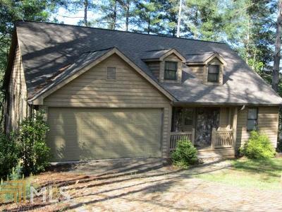 Sautee Nacoochee Single Family Home For Sale: 863 Blue Ridge