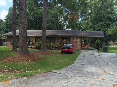 Statesboro Single Family Home For Sale: 3 Deanna Dr