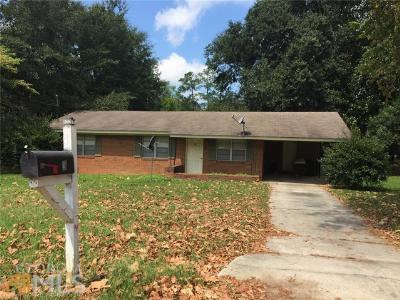 Statesboro Single Family Home For Sale: 5 Deanna Dr