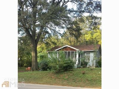 Scottdale Single Family Home Under Contract: 3224 N Decatur Rd
