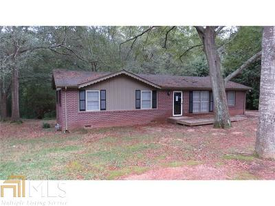 Elbert County, Franklin County, Hart County Single Family Home Under Contract: 116 Hall Cir