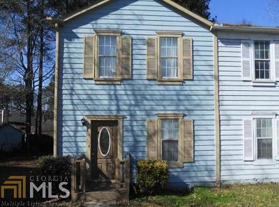 Austell GA Condo/Townhouse Under Contract: $59,900