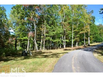 Blairsville Residential Lots & Land For Sale: Mystic Ridge Subdivision #19