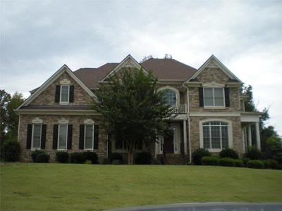 Single Family Home Under Contract: 105 Northern Oaks Dr