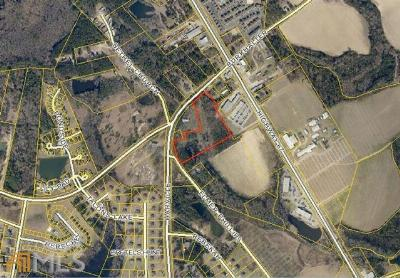 Statesboro Residential Lots & Land For Sale: Langston Harville Rd