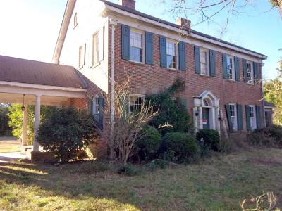 Elberton GA Single Family Home For Sale: $238,000