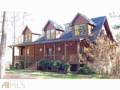 Elbert County, Franklin County, Hart County Single Family Home For Sale: 1042 Old Stones Pt