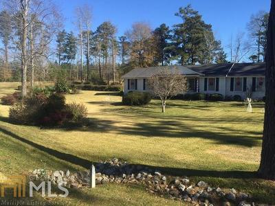 Coweta County Single Family Home For Sale: 615 Mary Freeman
