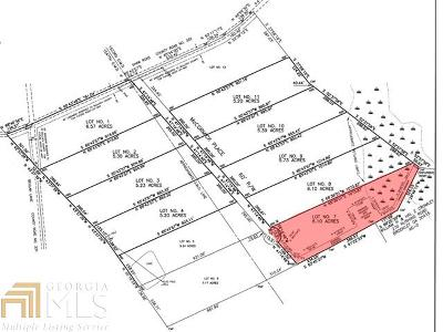 Brooklet Residential Lots & Land For Sale: McCormick Pl #7