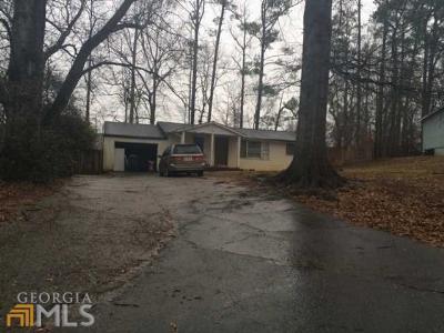 Fulton County Single Family Home For Sale: 55 Burnett Cir