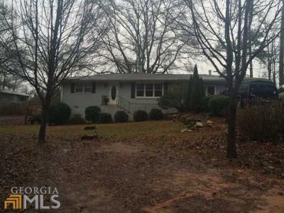 Fulton County Single Family Home For Sale: 20 Burnett Cir