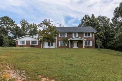 Coweta County Single Family Home For Sale: 1130 Macedonia Rd