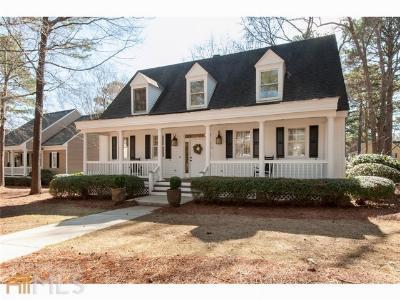 Single Family Home For Sale: 110 Seven Oaks Way