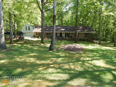 Single Family Home For Sale: 1363 Old Pendergrass Rd