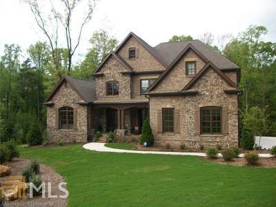 Milton Single Family Home Back On Market: 12725 New Providence Rd #LOT 1