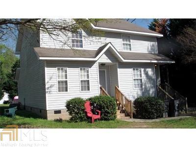 Barnesville Multi Family Home For Sale: 100 Moye St