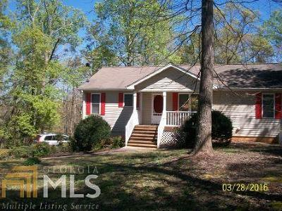 Hartwell Single Family Home Lease/Purchase: 120 Breezy Pt